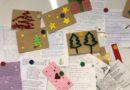 Briefe für das Blindenheim Dominikus Ringeisen
